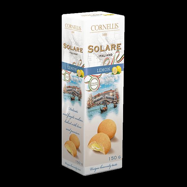 Solare lemon cookies
